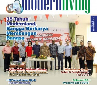 Modern Living Edisi 12