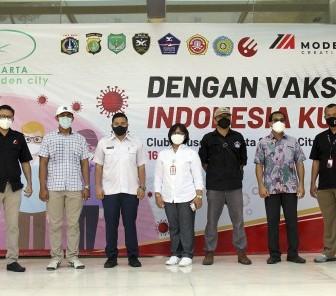 Jakarta Garden City Dukung Program Vaksinasi Covid-19