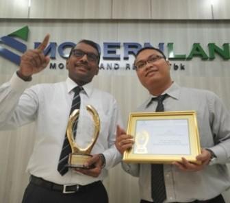 Modernland Meraih Penghargaan Internasional untuk CSR-nya