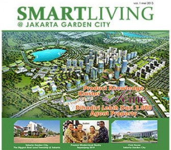 Media Kawasan : SMART LIVING@JGC Vol.1